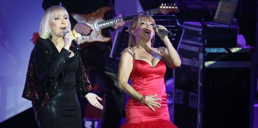 Lleno de amor el concierto de Lissette Álvarez y Yolandita Monge (horizontal-x3)