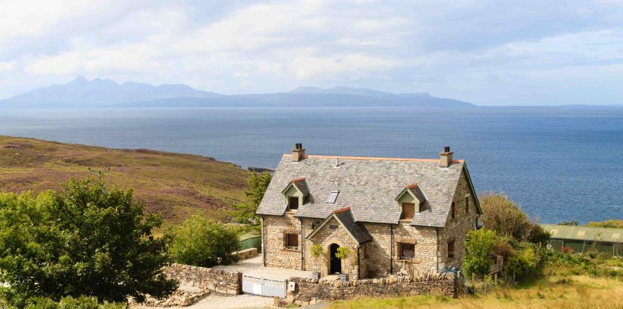 Tierras Altas de Escocia (