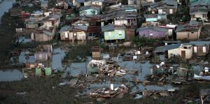 Impresionantes imágenes: a 20 años del huracán Georges
