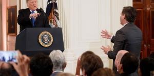 CNN demanda a Donald Trump tras expulsar a su reportero de la Casa Blanca