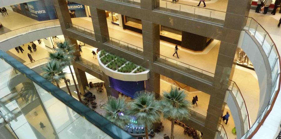 Mall de Costanera Center