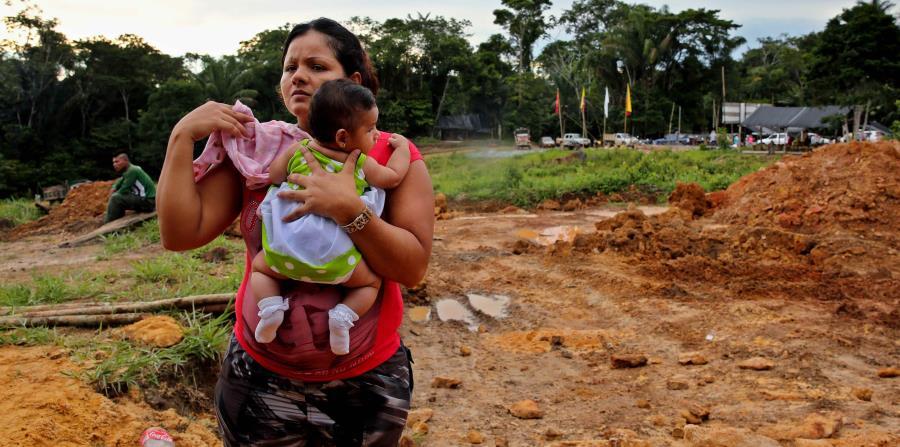 Guerrilleras de las FARC celebran su primer Día de las Madres en paz (horizontal-x3)