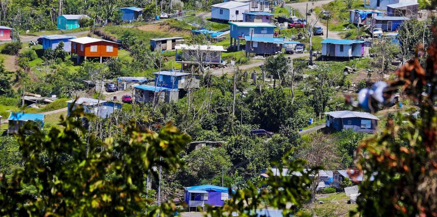 The story of those who still live under FEMA tarps