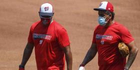 Los Nationals y Astros cancelan sus entrenamientos por atraso en resultados de COVID-19