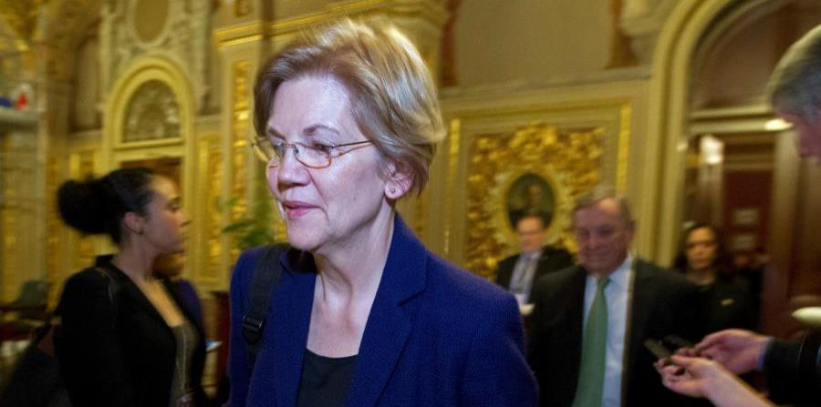 Senator Elizabeth Warren is one of the potential presidential candidates for the Democratic Party. (AP) (horizontal-x3)