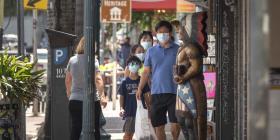Florida reporta 6,093 casos de coronavirus en 24 horas
