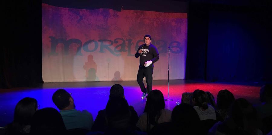 El pasado viernes el comediante sufrió una delicada caída durante su show en Killeen, Texas. (Suministrada) (horizontal-x3)