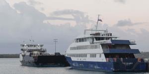Así transcurrió el movimiento de embarcaciones desde Ceiba hasta Vieques y Culebra