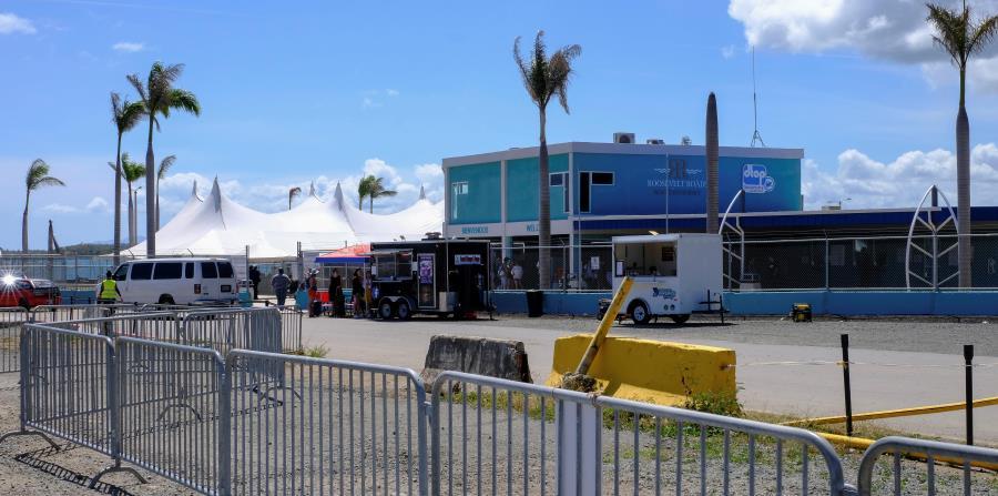 Los trabajos de construcción en el terminal de lanchas en Ceiba están detenidos hasta que la EPA no conceda los permisos requeridos. (horizontal-x3)