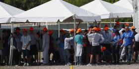 Muere niña migrante que estaba detenida en EE.UU.