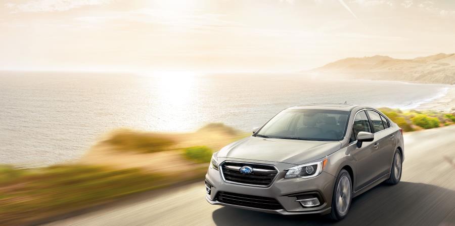 Subaru Legacy (Suministrada)