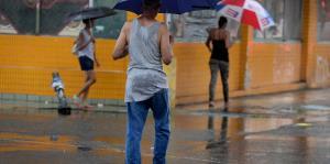 La humedad provocará aguaceros en la isla