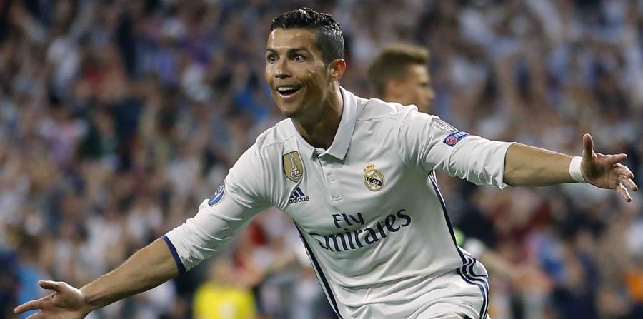 Ronaldo había anotado apenas dos goles en los ocho partidos de la Liga de Campeones que había disputado antes de los cuartos de finales. (horizontal-x3)