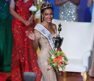 Dayanara Martínez Rosado es la nueva Miss Mundo Puerto Rico