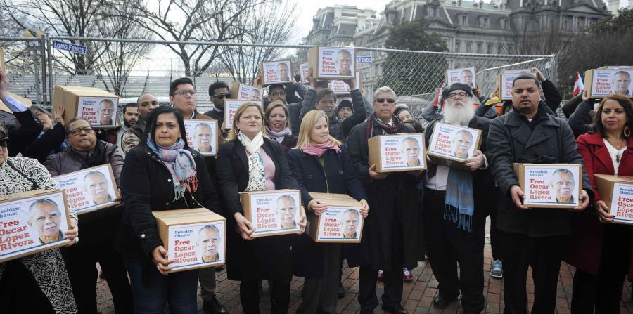 Activistas hacen ultima petición a Barack Obama por Oscar López Rivera (horizontal-x3)