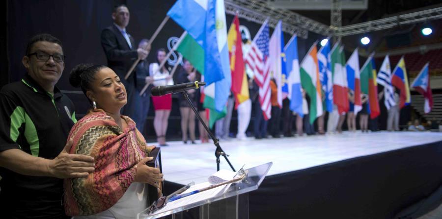 Elí Irizarry, fundador del Congreso Mundial de la Salsa (izq.) indicó que la edición de 2018 se celebrará en Ciudad de Panamá. (horizontal-x3)