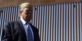 Construcción del muro de Trump amenaza con destruir un histórico manantial en Arizona