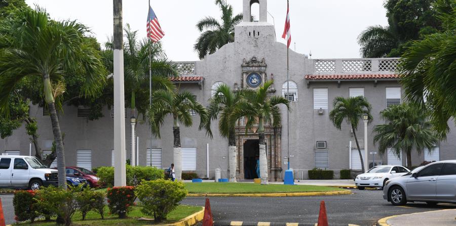 """El Hospital de Psiquiatría General, de Río Piedras, fue inaugurado en el 1929 como el """"Nuevo Manicomio"""". (horizontal-x3)"""