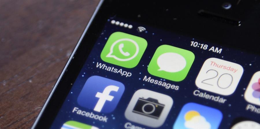 la Comisión señaló que en 2016 WhatsApp ofreció una actualización que incluía la posibilidad de vincular los números de celular de los usuarios con sus cuentas de Facebook (horizontal-x3)
