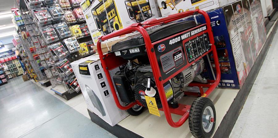 Donar n 2 000 generadores a comerciantes el nuevo d a - Generadores electricos pequenos ...