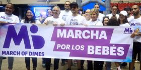 March of Dimes sobrepasa sus expectativas