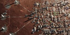 Así es cómo una empresa de Elon Musk pretende colonizar Marte