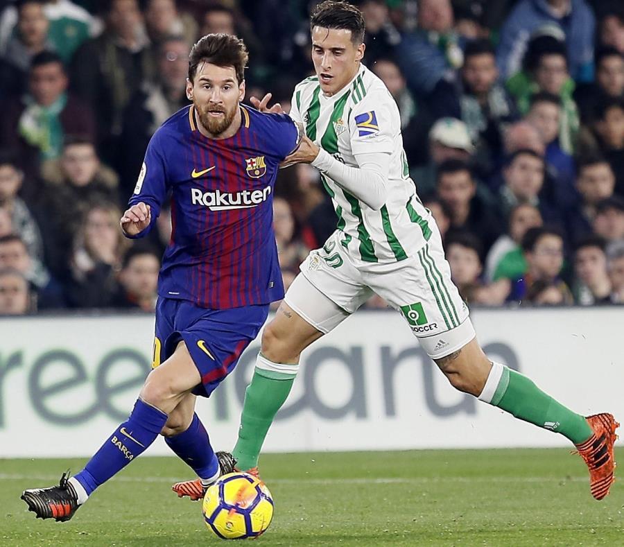Los partidos de Lionel Messi y el Barcelona de la Liga solo se pueden ver en la isla por beIN Sports. (GFR Media) (semisquare-x3)