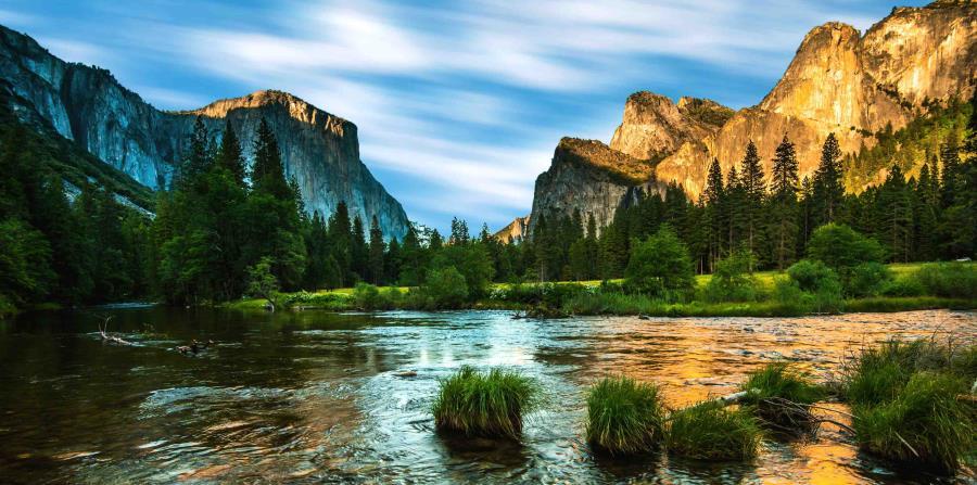 5 parques naturales que debes visitar en Estados Unidos