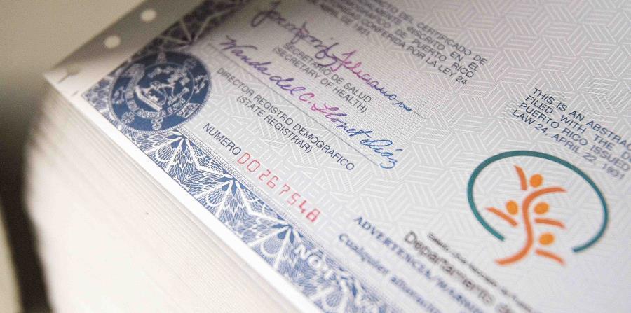 Las personas transgénero podrán modificar sus certificados de ...