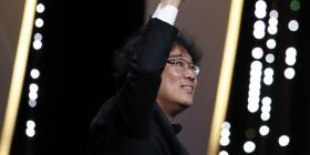 """El surcoreano Bong Joon-Ho gana la Palma de Oro de Cannes con """"Parasite"""""""