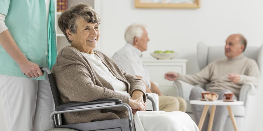 El Hogar Casa Linda presta servicios a 45 ancianos indigentes. (horizontal-x3)
