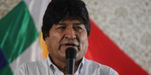 Evo Morales llega a Cuba