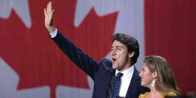 Justin Trudeau gana las elecciones en Canadá, pero pierde la mayoría parlamentaria