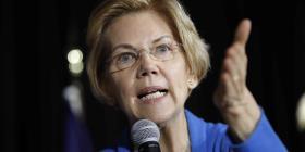 Elizabeth Warren pide un juicio político contra Donald Trump