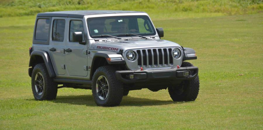 La nueva generación del Jeep Wrangler ya está disponible en la isla. (horizontal-x3)