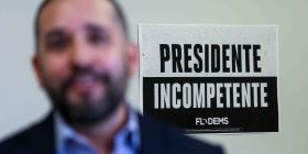 El partido demócrata en Florida insta a los boricuas a no olvidar las afrentas de Trump