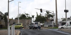 Los semáforos dañados estarán reparados para verano