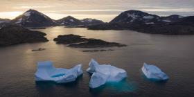 Hábitats y culturas árticas bajo riesgo a causa del deshielo