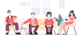 Las reglas que debes seguir para llevar a cabo reuniones sociales