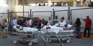 Se reportan 13 muertos al estrellarse un helicóptero en México