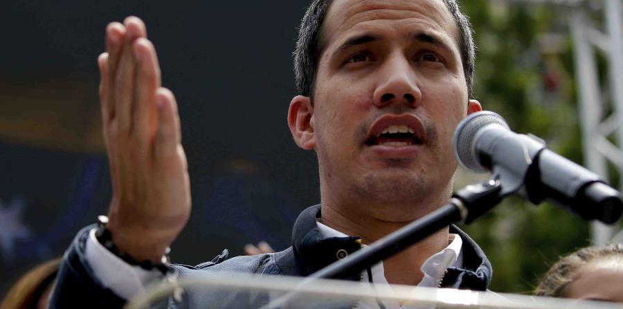 El jefe del Parlamento de Venezuela también anunció que solicitará a los diputados decretar el