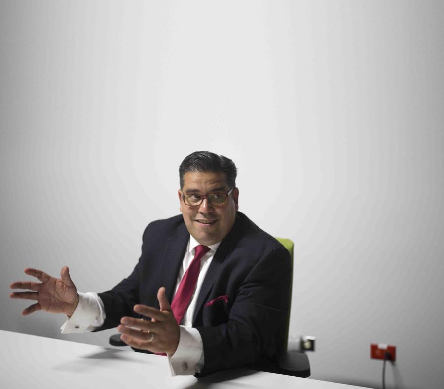 Rafael Tatito Hernández, portavoz del PPD en la Cámara (semisquare-x3)