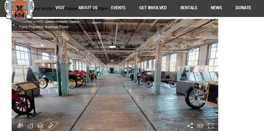 Ford Piquette Avenue Plant (Suministrada)