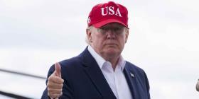 Recaudan dinero para una estatua de Trump en Puerto Rico