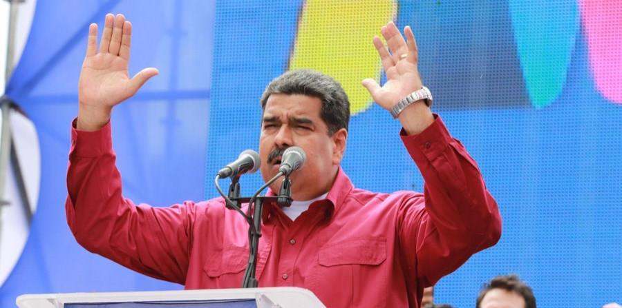 Nicolás Maduro (horizontal-x3)