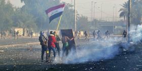 Ataque a la embajada de Estado Unidos en Bagdad deja un empleado herido
