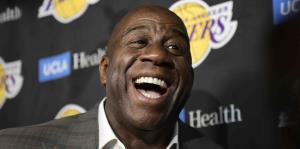 Magic Johnson destapa traiciones y malas decisiones en  los Lakers
