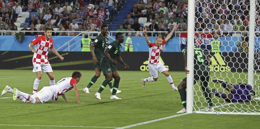 El juego entre Croacia y Nigeria se celebra en el Estadio Kaliningrad (horizontal-x3)