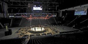 Así transcurrió la cartelera de UFC sin fanáticos en Florida