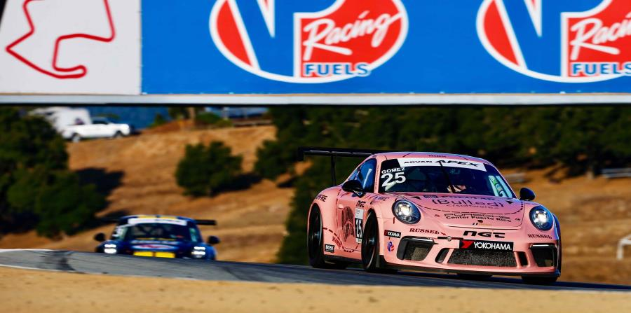 La gran final del Porsche GT3 Cup Challenge 2019 se llevará a cabo del 9 al 12 de octubre en la pista Michelin Raceway Road Atlanta, en Braselton, Georgia. (Suministrada)